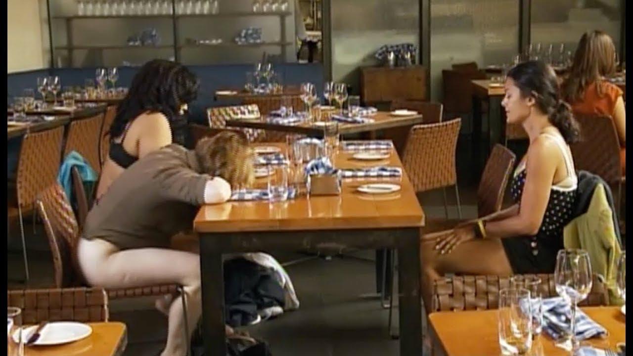 Hypnotized To Strip Down In A New York Restaurant Post Hypnotic Hypnosis Suggestion Watch