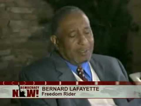 The Freedom Riders (2): 1961 Effort to Challenge Segregated Bus System