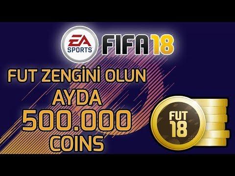 FIFA 18 COINS KASMA   3 YÖNTEM   JETON KASMA  KOLAY PARA KASMA