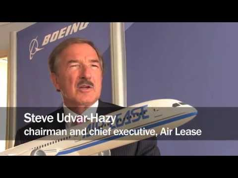 Air Lease Corporation's Steve Udvar-Hazy on the 787-10