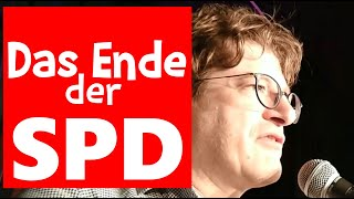 Nils Heinrich über Das Ende der SPD