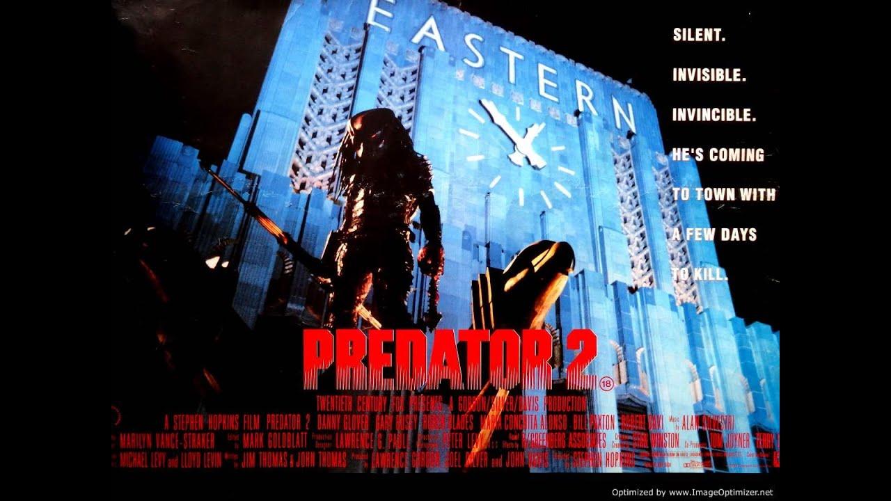 QUÁI VẬT VÔ HÌNH 2 (TIÊU DIỆT ÁC THÚ 2) Predator 2 (1990)