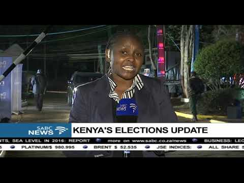 Two people shot by police in Kenya election related violence