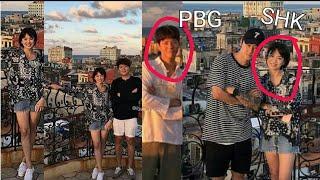 New Update - Park BoGum & Song HyeKyo behind the scenes