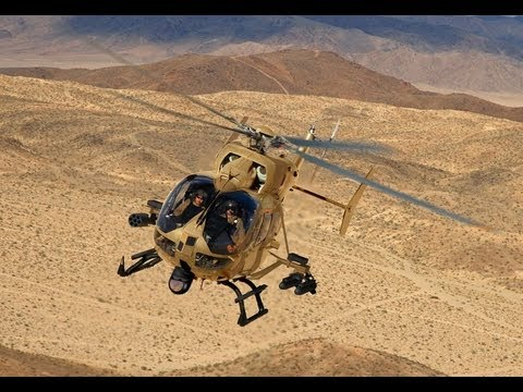 AAS-72X Armed Aerial (Mean Machine) Scout Helicopter  EADS North America
