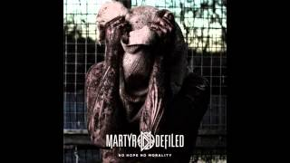 "Martyr Defiled - Neverender ""No Hope No Morality"" w/ lyrics"