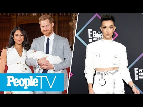 Meghan Markle&39;s Mother&39;s Day Photo Of Archie Latest On James Charles  Feud    PeopleTV