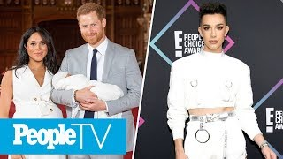 Meghan Markle's Mother's Day Photo Of Archie, Latest On James Charles YouTube Feud | LIVE | PeopleTV