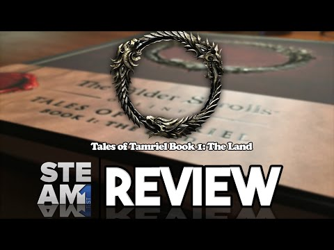 Elder Scrolls Online: Tales Of Tamriel Book 1: The Land Review - SteamFirst Product Review