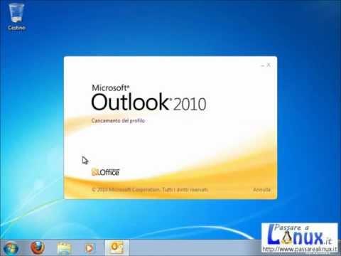 Outlook 2007 e 2010: esportare, salvare i messaggi e-mail e la rubrica dei contatti
