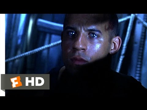 Pitch Black 2/10 Movie   How Do I Get Eyes Like That? 2000 HD