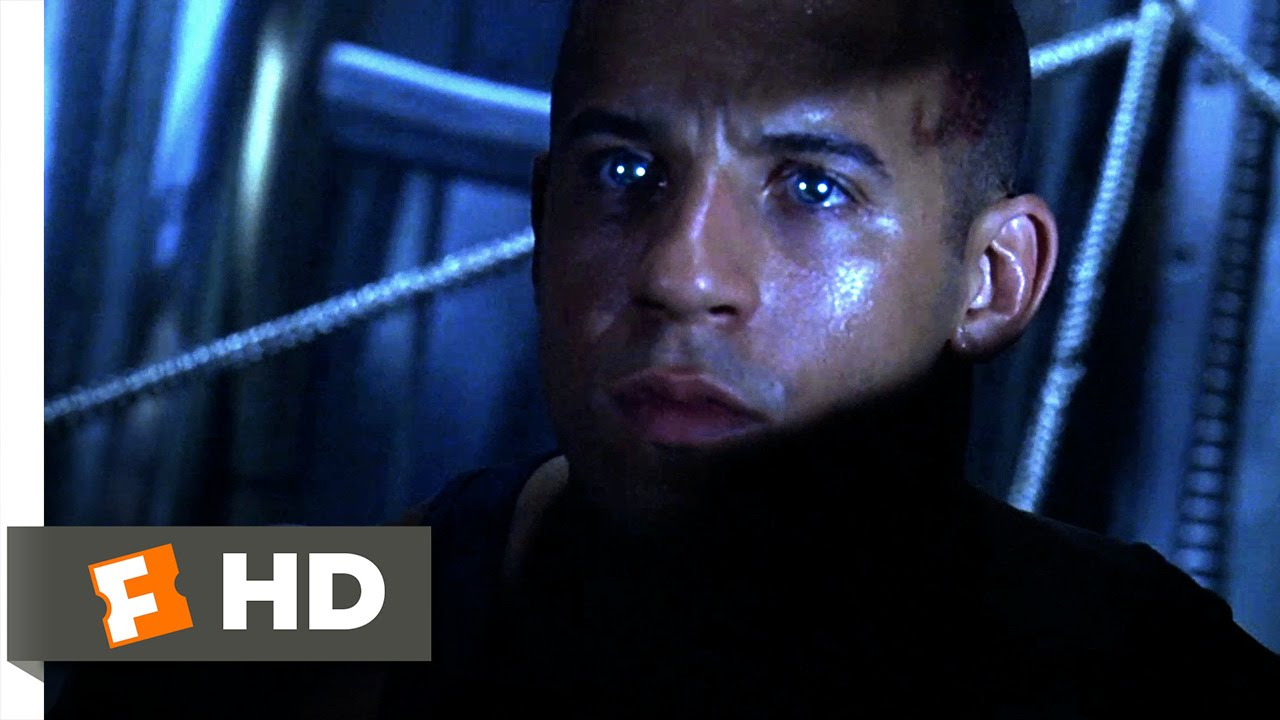 2ea1083bf768 Pitch Black (2 10) Movie CLIP - How Do I Get Eyes Like That  (2000 ...