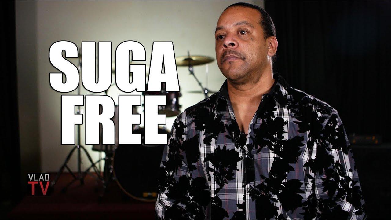 Suga Free on Watching Dr  Dre Make 'The Chronic', Meeting