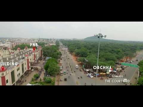 JHANSI CITY REAL VIDEO