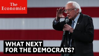 Election 2020: What could Super Tuesday mean for the future of the Democratic Party? | The Economist