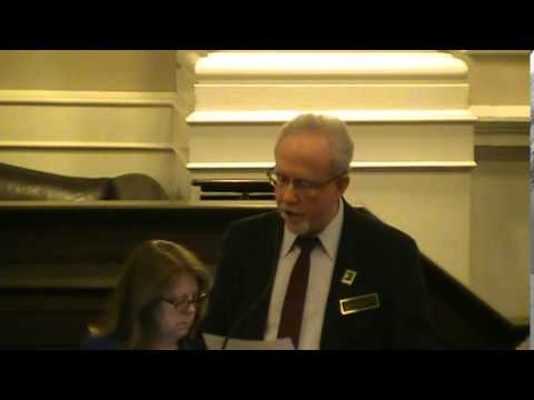 SB116 NH Constitutional Carry House Session 29 April 2015 - Vote Carries SB116
