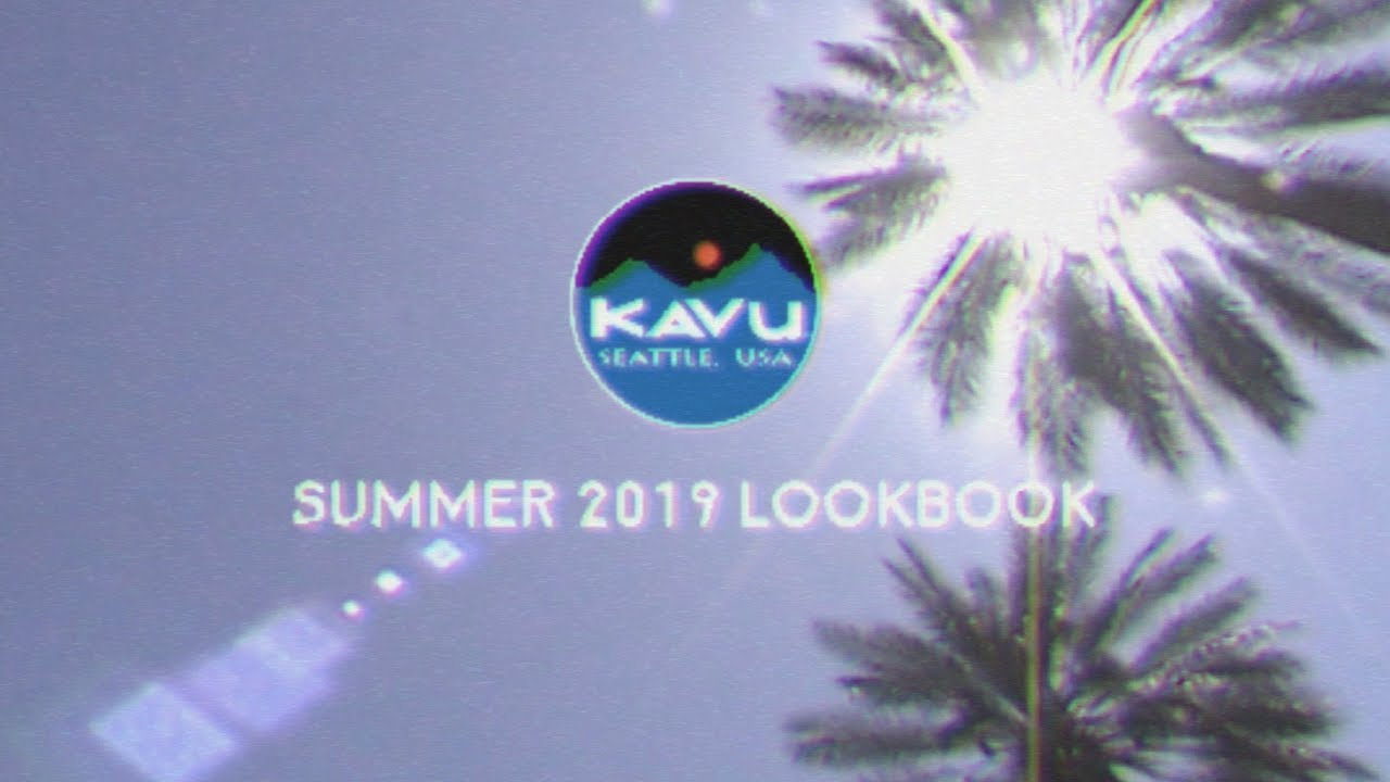 [VIDEO] - KAVU S19 LOOKBOOK - BUSY LIVIN 1