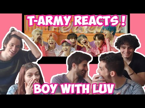 [ENG SUB] BTS (방탄소년단) 'Boy With Luv' Turkish Reaction