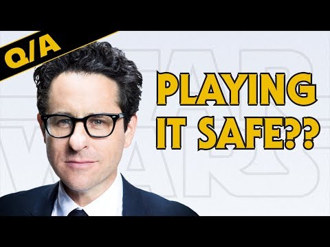Is Lucasfilm Playing It Safe - Star Wars Explained Weekly Q&A