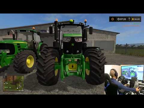 farming simulator 2017 hall farm wheeljoystick