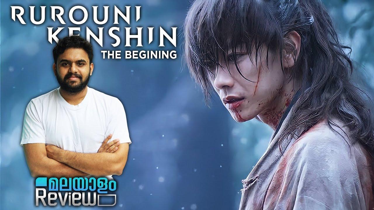 Rurouini Kenshin: The Beginning Movie Malayalam Review   Reeload Media
