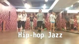 Hip-hop Jazz 惠鈴老師@Mon 19:30(DD分部)