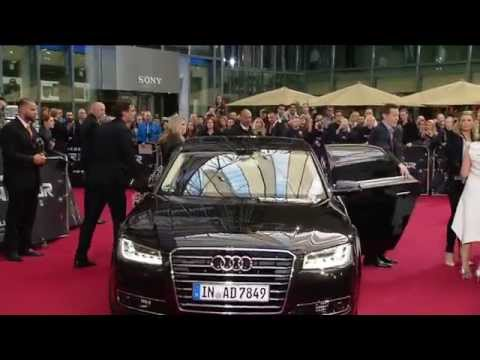 Terminator: Genisys: Cast Arrivals at Berlin Red Carpet Movie Premiere - Arnold Schwarzenegger
