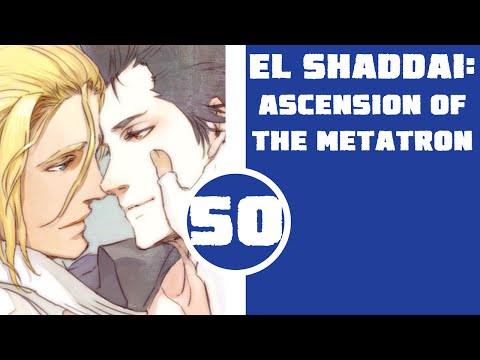 Let's Play: El Shaddai - Part 50 - Dark Armaros Boss Fight