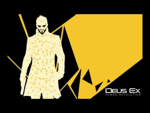 Deus Ex: Human Revolution Soundtrack HD - 31 - Infiltrating The Secret Detention Camp
