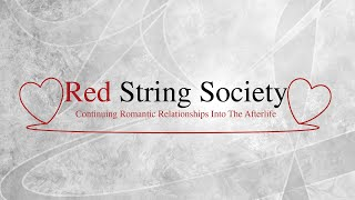 Red String Society Workshop Video #1: Introduction