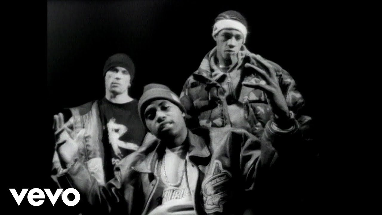Nas - Affirmative Action (Saint-Denis Style Remix) (Official Video) ft. Suprême NTM