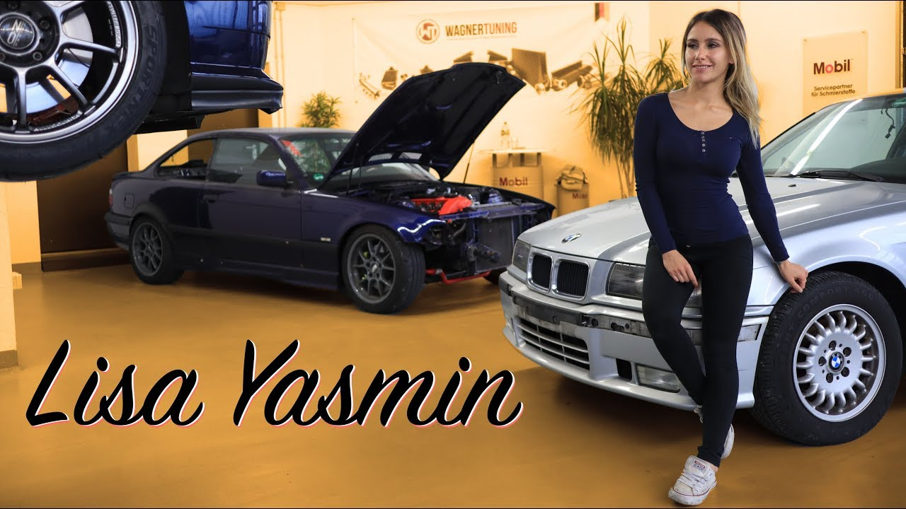 Nackt lisa yasmin Lisa Yasmin