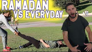 RAMADAN PRANK GONE WRONG (RAMADAN VS EVERYDAY)