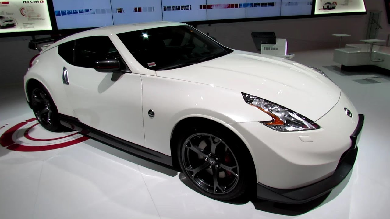 2014 nissan 370z nismo exterior and interior walkaround 2013 2014 nissan 370z nismo exterior and interior walkaround 2013 frankfurt motor show youtube vanachro Image collections