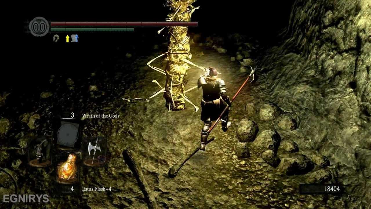 Dark Souls Fastest Way To Farm White Titanite Chunk Youtube Can we see sphene's and titanite's body? to farm white titanite chunk
