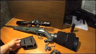 Регулируемая универсальная Щека на приклад, для точной стрельбы с оптикой
