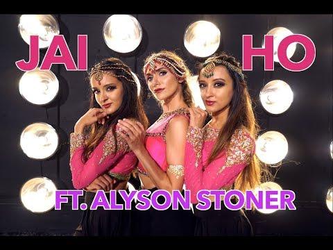 JAI HO ft Alyson Stoner  Klasikhz Remix  Poonam&Priyanka