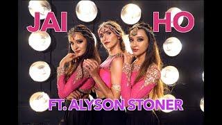JAI HO ft. Alyson Stoner | Klasikhz Remix | Poonam&Priyanka