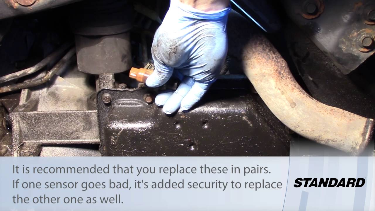 medium resolution of transmission input output speed sensor installation dodge chrysler plymouth 2 7l youtube