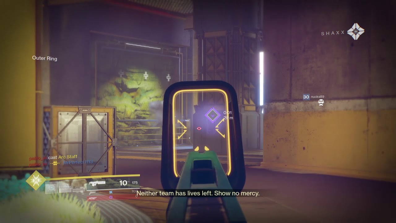 destiny 2 online gameplay