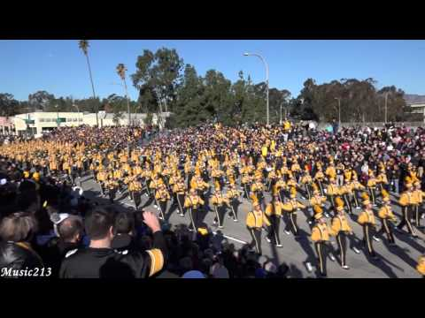 Marching Bands of the 2016 Pasadena Tournament of Roses Parade