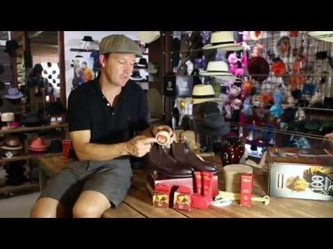 R.M. Williams Leather Boot Polish Range Review- Hats By The Hundred