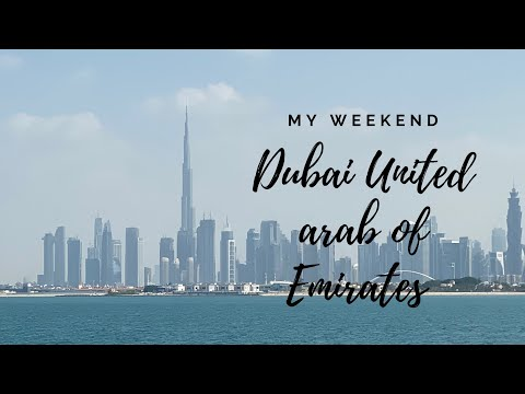Dubai Atlantis , royal palace hotel, burj al Arab hotel view || weekendtrips || Dubai Uae