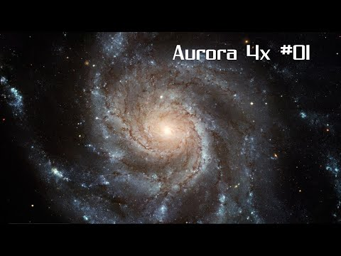 Aurora 4X #01 - Terran Interstellar Conglomerate