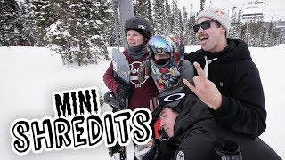 Spin-To-Win Rail Battle | Mini Shredits S2E2