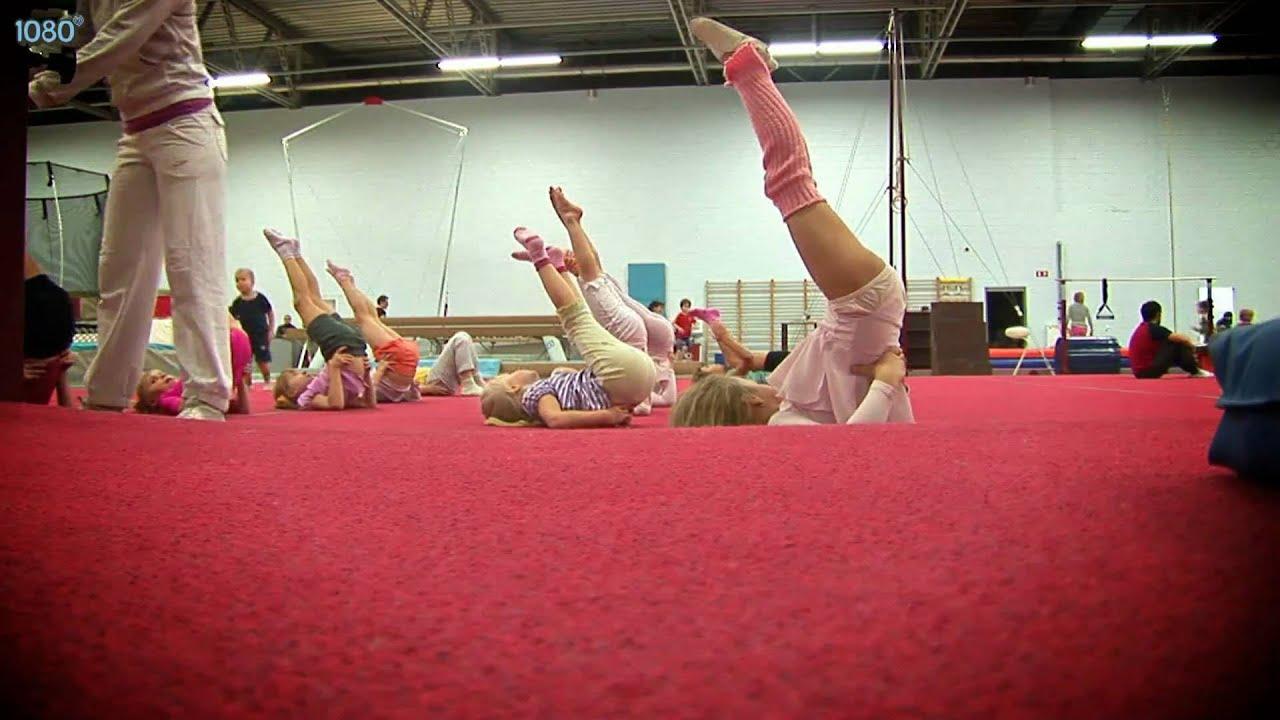 Общеразвивающая гимнастика для детей 3-4 лет