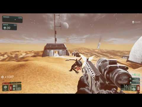 KF2 - Water on Mars (Norsupaastainen) solo gameplay