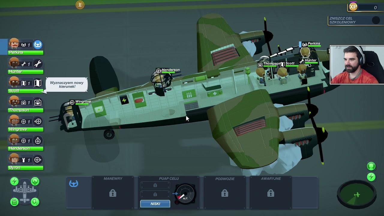 Bomber Crew – Pierwsze wrażenia