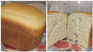 Рецепт вкусного хлеба в хлебопечке/Простой, доступный, легкий, вкусный хлеб!!!