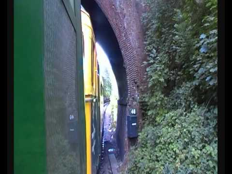 Noisy diesel engine 33053 breakdown @ Alton/Medstead MHR. Steam rescue. Clag special